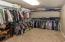 Huge WI closet