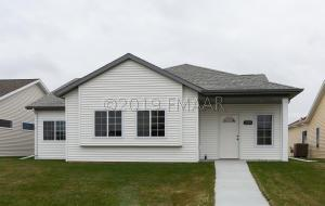 NO STEPS! in this completed new construction 3 bedroom patio home - and just $4600 in special assessments!
