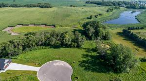 View of beautiful lot for sale in the Autumn View Addition in Hawley MN!