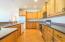 Large kitchen!