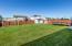 Huge Fenced Yard w/ Shed!