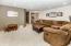 Large Basement family room!