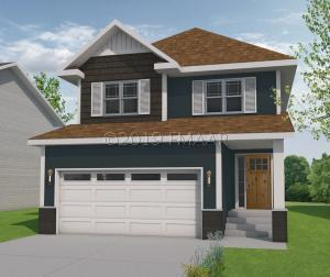 Rendering may not be exact representation of front elevation.