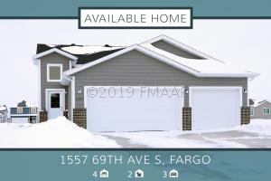 1557 69 Avenue S, Fargo, ND 58104