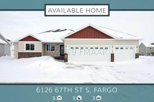 6126 67 Street S, Fargo, ND 58104
