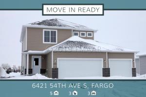 6421 54 Avenue S, Fargo, ND 58104