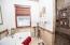 Full bath- Sep. Tub + Shower