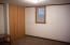 Add a wider egress window to turn this into bedroom #4!