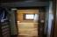 Main floor bedroom closet