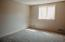 Three large lower level bedrooms are perfect for family or guests