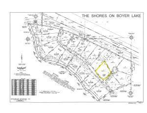 LOT 7 BLK2 THE SHORES ON BOYER LAKE, Lake Park, MN 56554