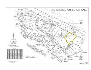 LOT 8 BLK2 THE SHORES ON BOYER LAKE, Lake Park, MN 56554