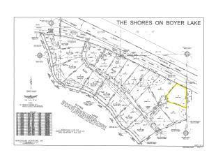 LOT 9 BLK2 THE SHORES ON BOYER LAKE, Lake Park, MN 56554