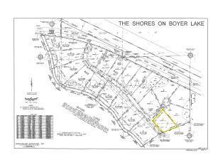 LT 11 BLK2 THE SHORES ON BOYER LAKE, Lake Park, MN 56554