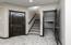Basement Stairway, Closet
