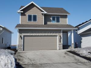 1158 HIGHLAND Lane W, West Fargo, ND 58078