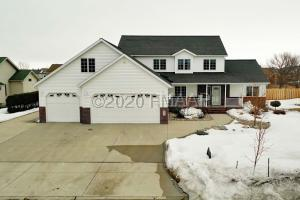 Classic 2-Story Home with 3 Stall Attached Garage