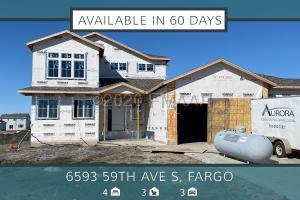 6593 59 Avenue S, West Fargo, ND 58078