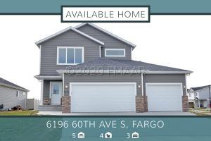 6196 60 Avenue S, Fargo, ND 58104