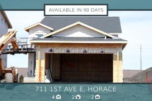 722 1 Avenue E, Horace, ND 58047