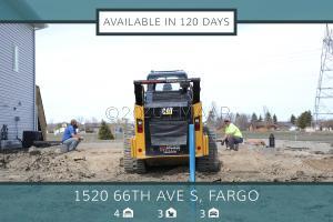1520 66 Avenue S, Fargo, ND 58104