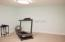 Basement flex room. Perfect for an exercise room, an office, crafting, or whatever your heart desires!
