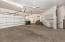 Garage Access to Lower Level, Garage Sink & Cabinets