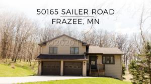 50165 SAILER Road, Frazee, MN 56544