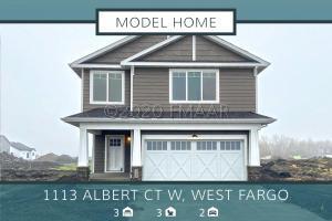 1113 ALBERT Court W, West Fargo, ND 58078