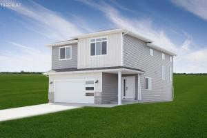 Previous model home pics