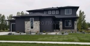 Welcome to 4877 63 St S Fargo located in the Rocking Horse Farm addition.