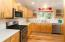 Stainless Appliances, including Gas Range
