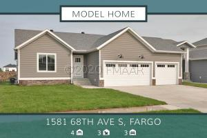 1581 68TH Avenue S, Fargo, ND 58104