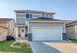 5478 JUSTICE Drive S, Fargo, ND 58104