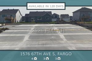 1576 67 Avenue S, Fargo, ND 58104
