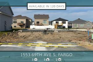 1553 69 Avenue S, Fargo, ND 58104