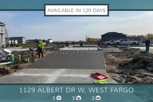 1129 ALBERT Court W, West Fargo, ND 58078