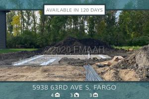 5938 63 Avenue S, Fargo, ND 58104