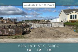 6297 18 Street S, Fargo, ND 58104