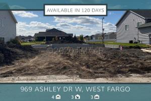 969 ASHLEY Drive W, West Fargo, ND 58078