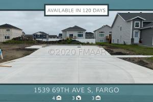 1539 69 Avenue S, Fargo, ND 58104