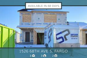 1526 68 Avenue S, Fargo, ND 58104