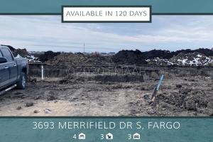 3693 MERRIFIELD Drive S, Fargo, ND 58104