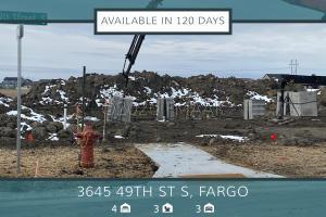 3645 49TH Street S, Fargo, ND 58104