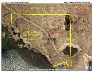 494XX FISH LAKE Road, Pelican Rapids, MN 56572