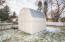 8X10 lofted storage shed