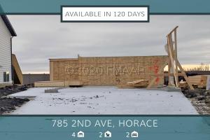 785 2ND Avenue, Horace, ND 58047