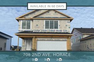 708 2 Avenue, Horace, ND 58047