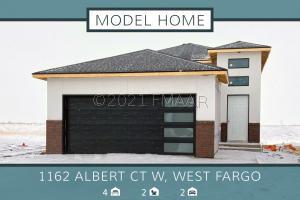 1162 ALBERT Court W, West Fargo, ND 58078