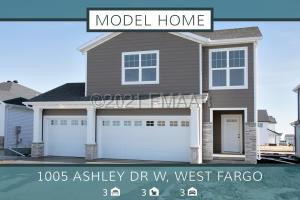 1005 ASHLEY Drive W, West Fargo, ND 58078